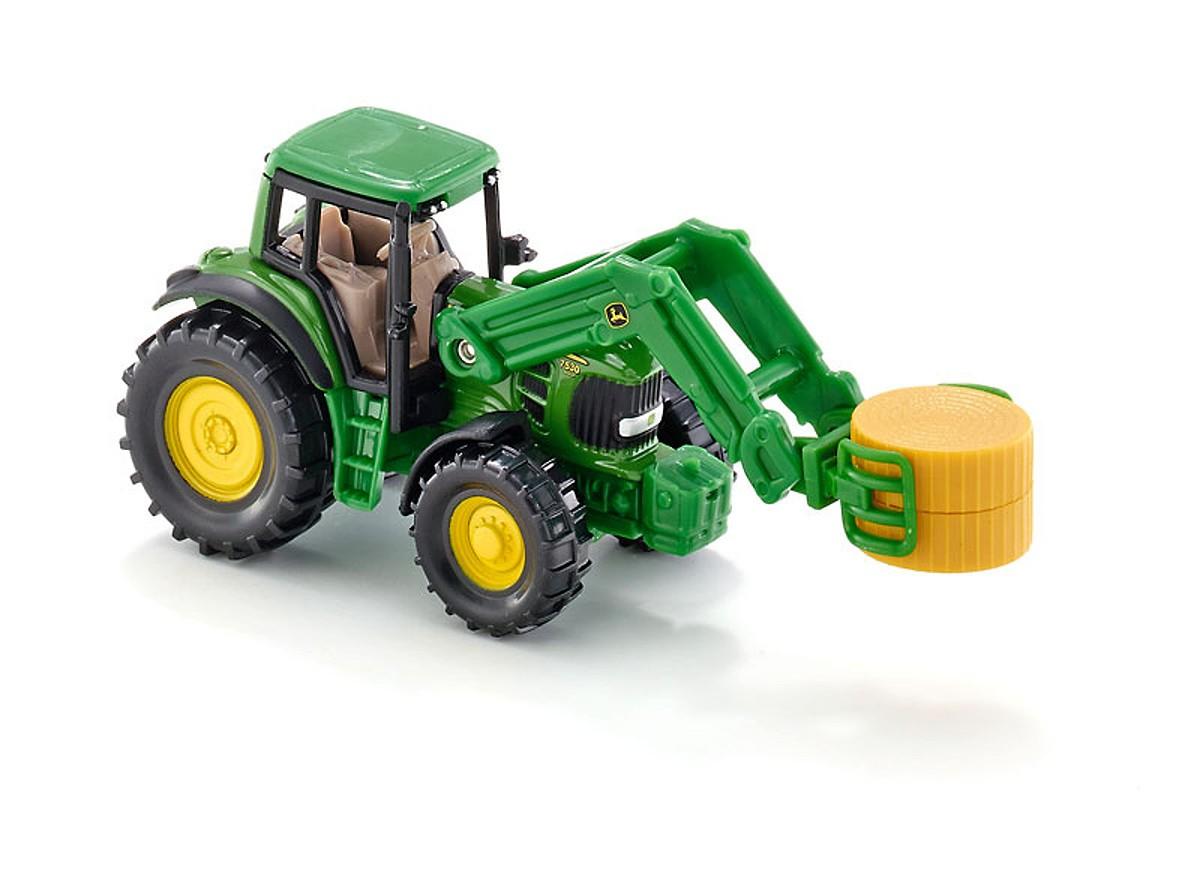 siku 1379 traktor john deere s eln m naklada em a vidlemi. Black Bedroom Furniture Sets. Home Design Ideas