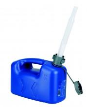 Kanystr 5 L plastový PRESSOL HDPE modrý