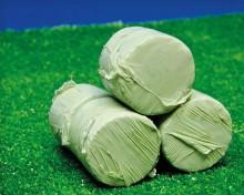 Balíky kulaté s fólií a krmivem GLOBE