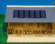 Sluneční kolektory pro stavebnice KIDS GLOBE FARMING