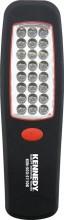 LED svítilna ruční a kapesní KENNEDY LWL024