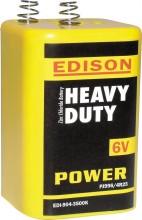 Baterie EDISON PJ996/4R25 zinková