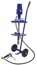 Mobilní mazací pneumatické zařízení PRESSOL na kbelíky Ø 240-290 mm