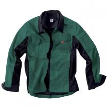 Pracovní montérková bunda GRANIT zelená