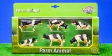 Kravičky sada 6 ks KIDS GLOBE FARMING