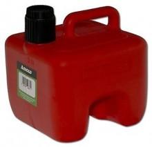 Kanystr 3 L plastový ARNOLD červený HDPE