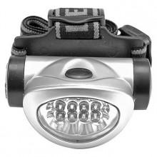 Svítilna čelovka 8 LED VOREL BY TOYA