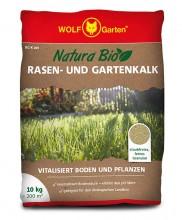 Hnojivo zahradní vápenné NATURA BIO RG-K 200 WOLF-Garten 10 kg