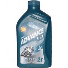 Olej SHELL ADVANCE VSX 2T 1L