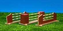 Parkurové překážky pro koníky KIDS GLOBE FARMING