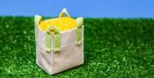 Přepravní a skladovací BIG BAG KIDS GLOBE FARMING