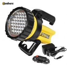 LED svítilna ruční GENBORX 37 diod