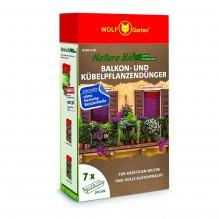 Hnojivo NATURA BIO N-BK balkonové rostliny 0,8 kg WOLF-Garten