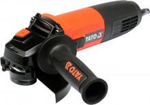 Bruska úhlová YATO elektrická 850W 125 mm