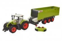 Europlay RC Traktor CLAAS AXION 870 s návěsem CARGOS 9600 na dálkové ovládání