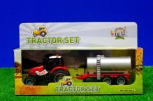 Traktor s cisternou KIDS GLOBE FARMING