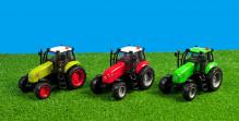 Traktor zelený KIDS GLOBE FARMING