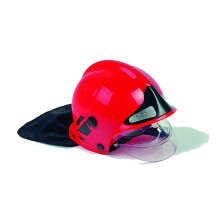 Hasičská dětská helma červená KLEIN 8901