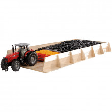 MEGA silo pro krmné plodiny KIDS GLOBE FARMING 610186