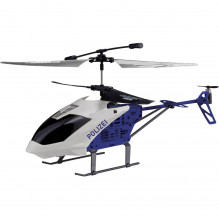 Happy Poeple RC Vrtulník POLICIE Air Control 2,4 Ghz