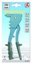 Kleště nýtovací BGS 2,4 - 4,8 mm, 250 mm