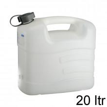 Kanystr 20 L plastový PRESSOL bez ventilu