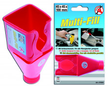 Trychtýř plastový 45 x 45 mm MULTI-FILL BGS
