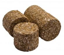 Balíky kulaté s krmivem GLOBE