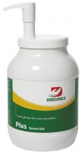 Mycí gel na ruce DREUMEX PLUS 2,8 L + pumpa