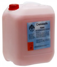 Mýdlo tekuté CREMESEIFE ROSE 10 L