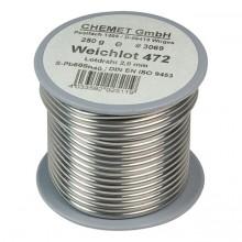 Pájecí drát 2 mm 250 g
