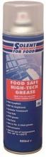 Plastické mazivo SOLENT FOR FOOD spray 500 ml +340°C
