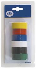 Sada izolačních pásek PVC 6 ks