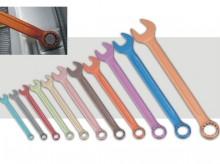 Sada očkoplochých barevných multiprofilových klíčů GX CHEV-011