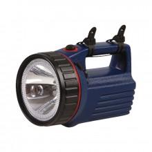 LED svítilna ruční a přenosná 12V AKU