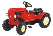 Traktor šlapací PORSCHE DIESEL JUNIOR BIG