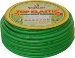 """VALMON TOP ELASTIC hadice zahradní  3/4 """" zelená návin 25 m"""
