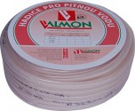 VALMON PVC hadice pitná voda 16 mm světle růžová návin 25 m