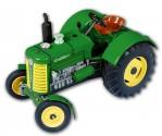 Traktor ZETOR SUPER 50 zelený KOVAP 0385