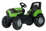 Rolly Toys Traktor šlapací DEUTZ FAHR AGROTRON 7250 TTV