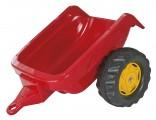 Návěs ROLLY za šlapací traktory ROLLY TOYS červený