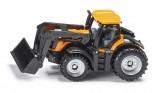 SIKU 1356 Traktor JCB FASTRAC s čelním nakladačem 1:87