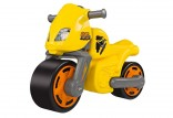 Odrážedlo Motorka BIKE RACING žlutá BIG