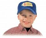 Čepice kšiltovka dětská ROLLY TOYS modrá
