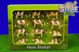 Kravičky sada 12 ks KIDS GLOBE FARMING