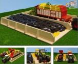 Silo pro krmné plodiny KIDS GLOBE FARMING