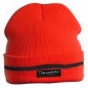 Čepice zimní reflexní ELYSSE THINSULATE oranžová