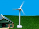 Větrná elektrárna pro stavebnice KIDS GLOBE FARMING
