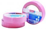 Páska TESA 30 mm x 50 m maskovací světle růžová