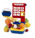 Dětská váha s klávesnicí na ovoce a zeleninu KLEIN 9315